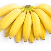 Banana prata - dúzia